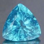 paraiba triangle neon blue